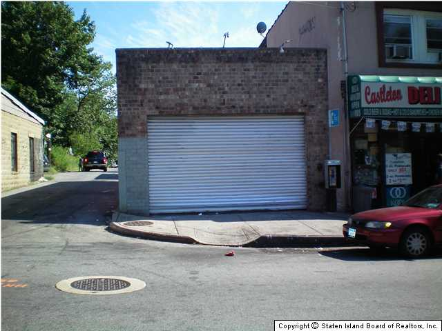 West Brighton commercial property